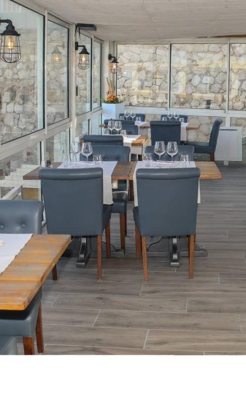 Le Restaurant - Le Petit Pavillon - Marseille