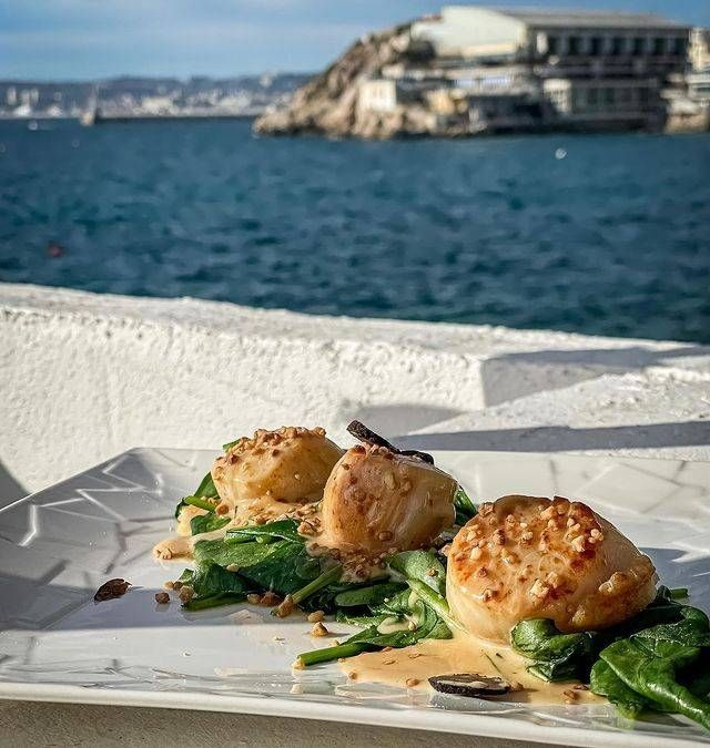 La Carte - Le Petit Pavillon - Restaurant Marseille